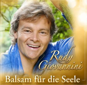 CD Rudy Giovannini Balsam für die Seele