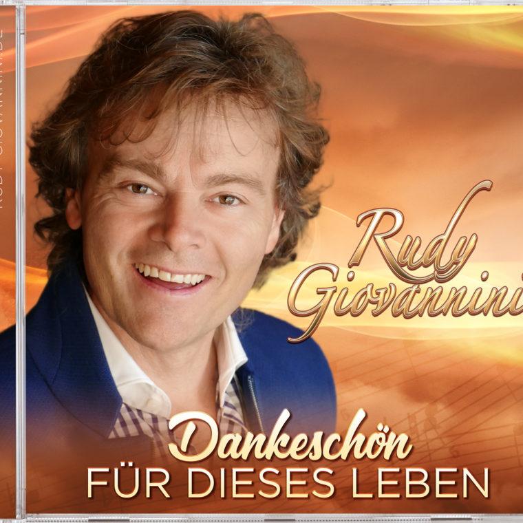 CD Rudy Giovannini - Dankes chön für dieses Leben V6